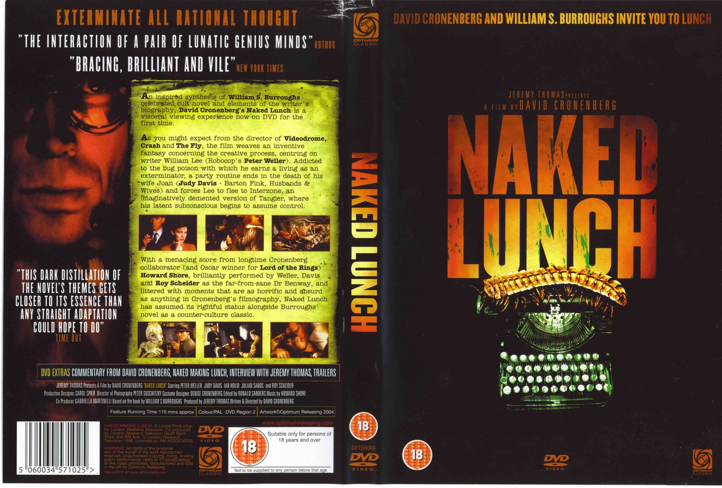 Naked Lunch By Decla Mcparland