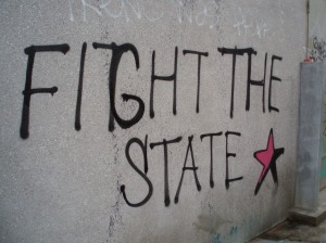 fight the state