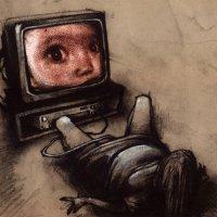 Televizyon, Kapitalizm ve Panopticon