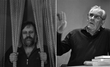 zizek and badiou