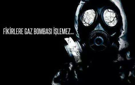 ideas are teargasproof...