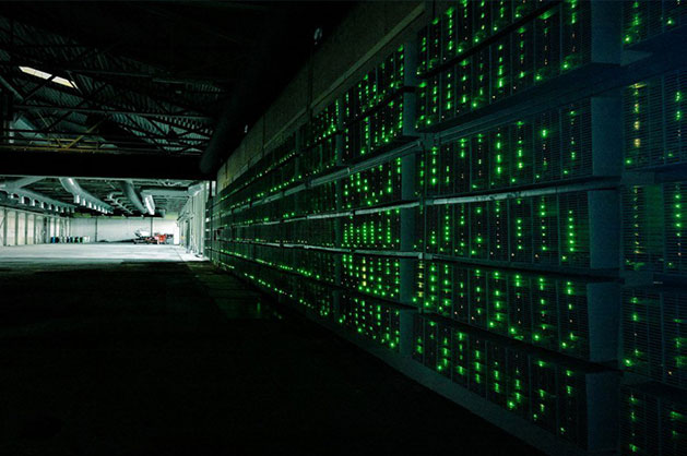 crypto cloud mining farm