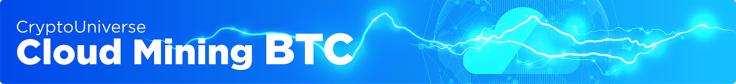 cryptouniverse cloud mining btc